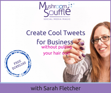 Create Cool Tweets for Business ebook
