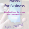Mushroom Souffle FREE Twitter ebook for Business