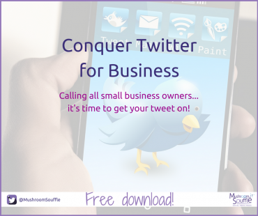 Conquer Twitter for Business ebook