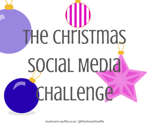 The Christmas Social Media Challenge – can you do it?