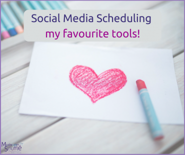 My favourite social media scheduling tools – Meet Edgar and Hootsuite