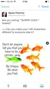 How to Write Super-Cool Tweets