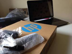 The Ups and Downs of a New Laptop … and Windows 8!