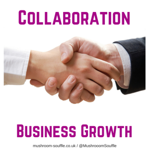 Collaboration is the key for business growth