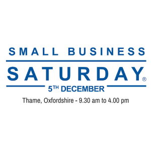Small Business Saturday brings you support, promotion & inspiration!