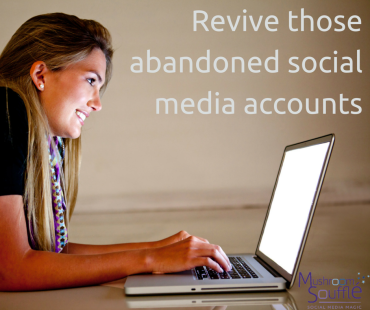 Revive your abandoned social media accounts
