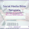 Free social media download - Social Media Bible Template - Mushroom Souffle