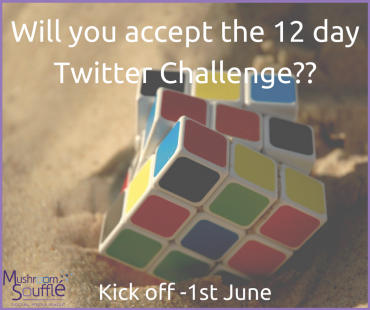 Do you accept The 12 Day Twitter Challenge?