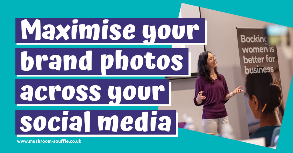 7 ways to maximise your professional Brand Photos across social media