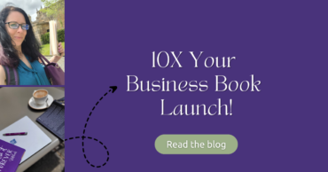 10X your business book launch!