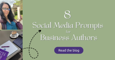8 Social Media Prompts for Business Authors