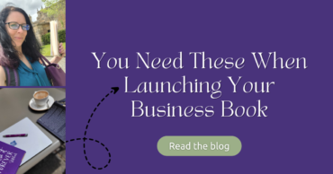 You Need These When Launching Your Business Book